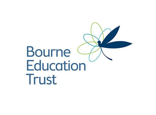 Bourne Education Trust Logo