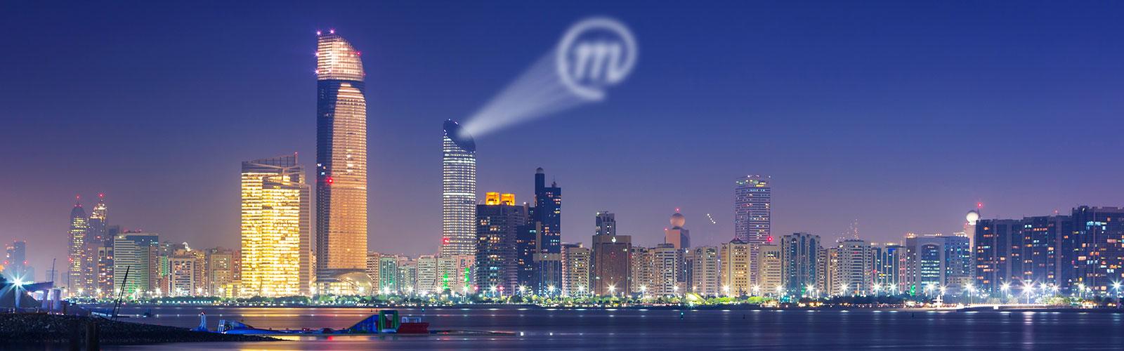 Abu Dhabi Background